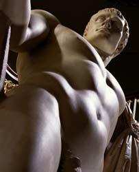 statue en pierre de Napoléon en pied
