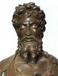 saint-jean-baptiste.tirage bronze période renaissance