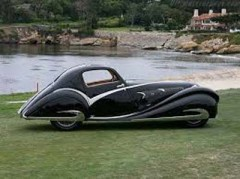 Delahaye coupé competition 1936